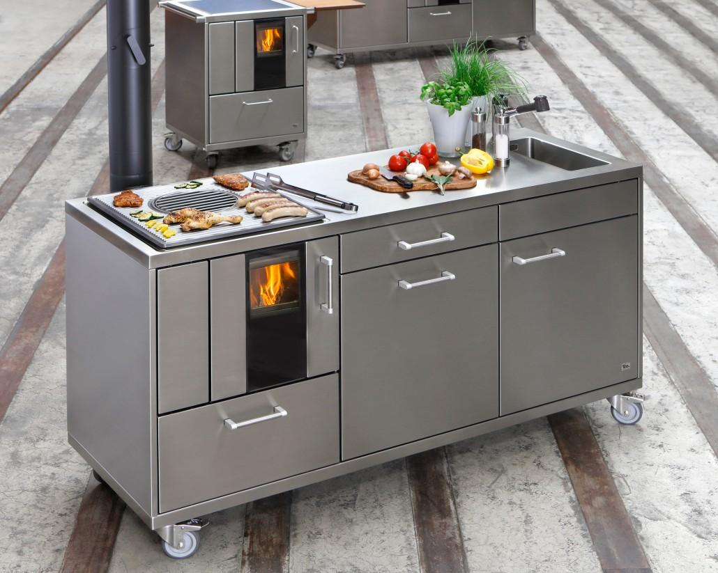 Tiba Outdoor Küchen : Tiba outdoor küchen: tiba holzherde tiba holzherde. beispielküchen